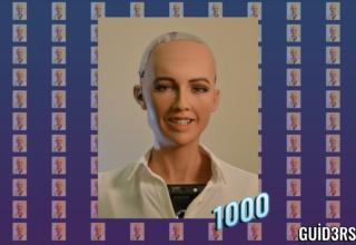 BİNLERCE SOPHİA GELİYOR! – Robot Sophia