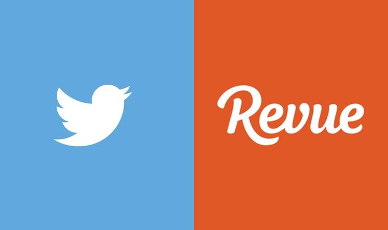 Twitter Revue Entegrasyonu Türkiye'deki Kullanıcılara Açıldı