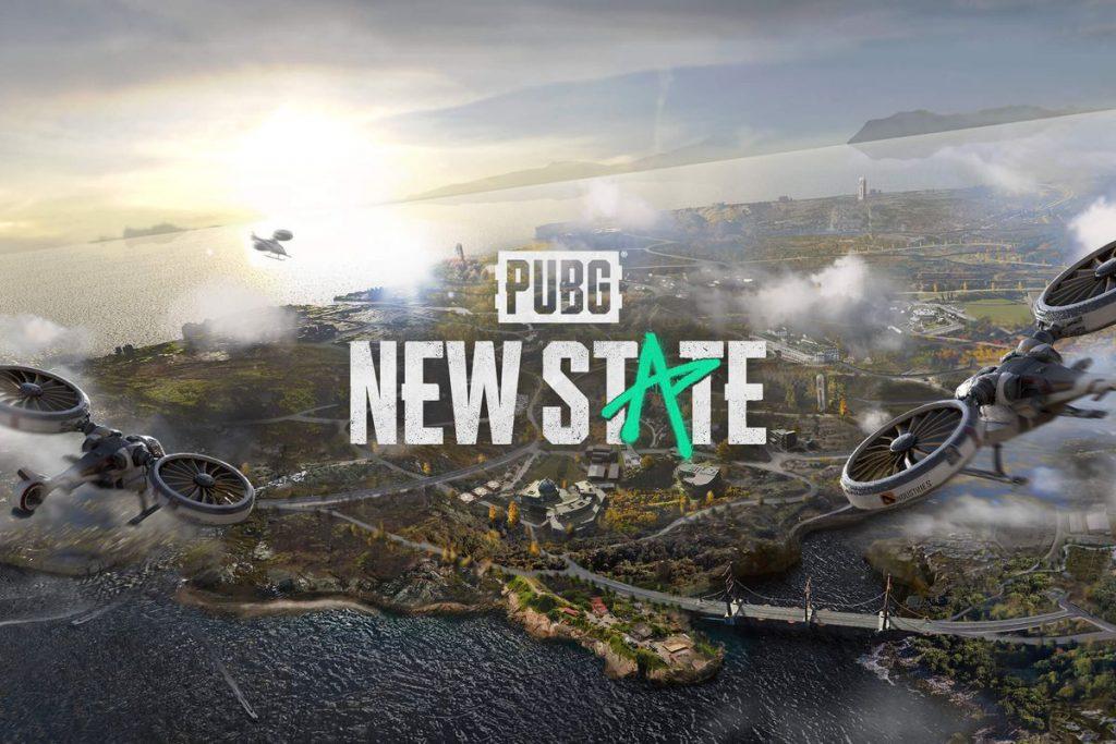 Fütüristik PUBG Mobile ! - PUBG:New State Duyuruldu