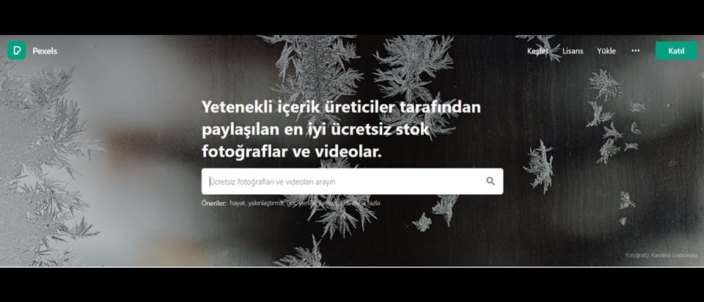ÜCRETSİZ FOTOĞRAF SİTELERİ