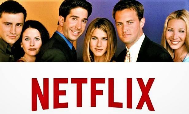 1 Nisan'da Friends Netflix Türkiye Platformunda Yayında