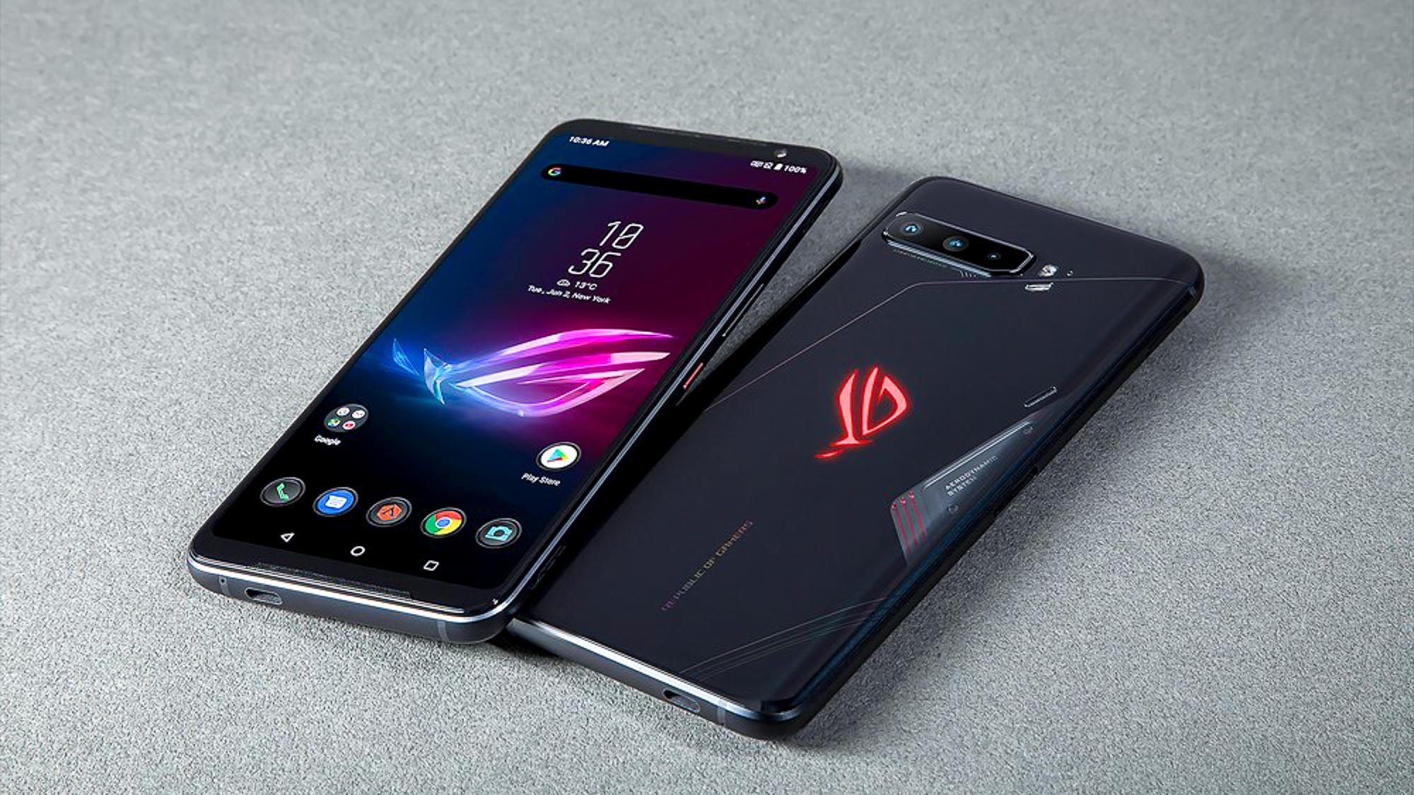 Mobil Oyun Canavarı Asus ROG Phone 5 Tanıtıldı