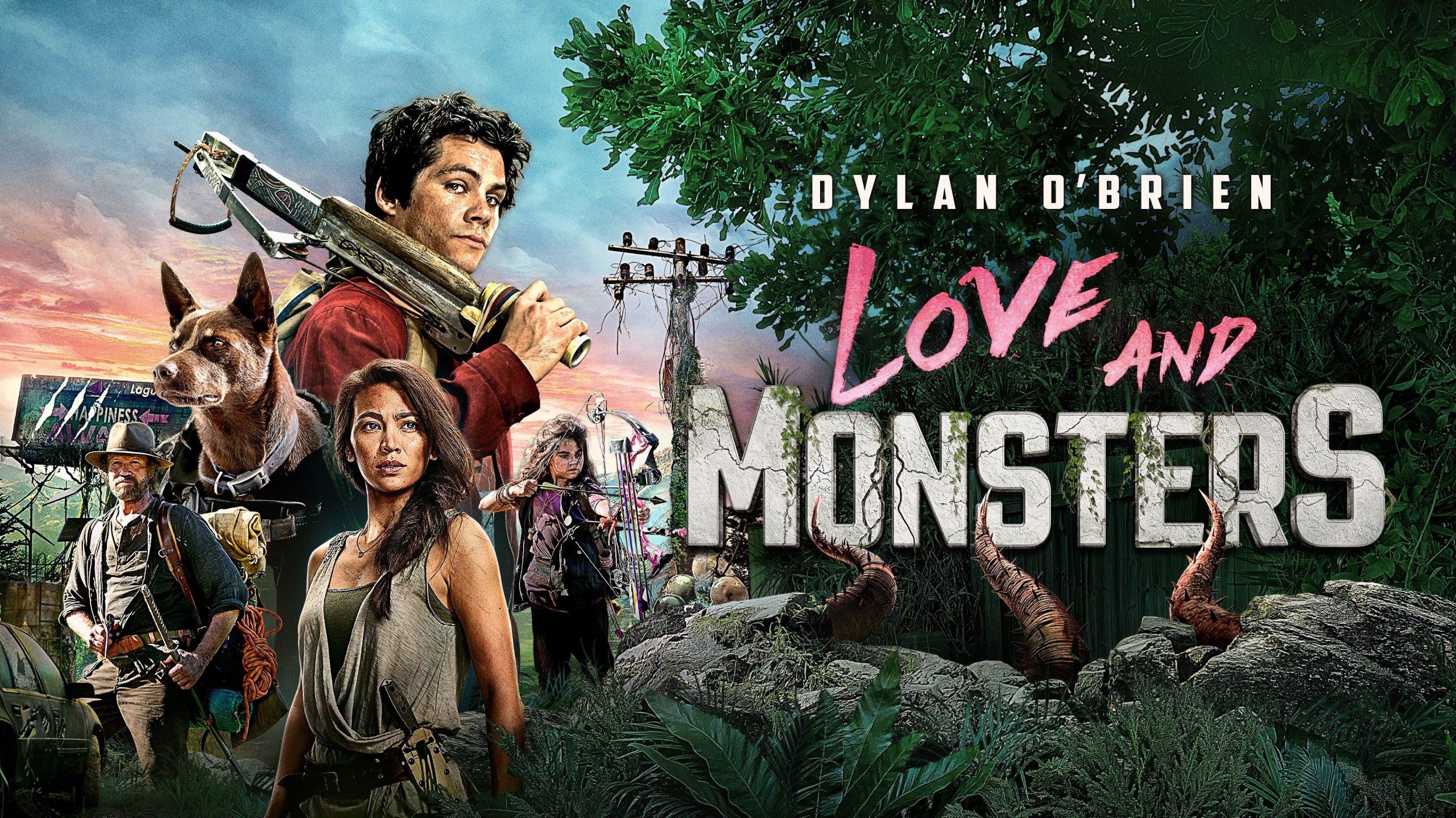 Love And Monsters: Görsel Efektleriyle Oscar'a Aday Olan Netflix Filmi