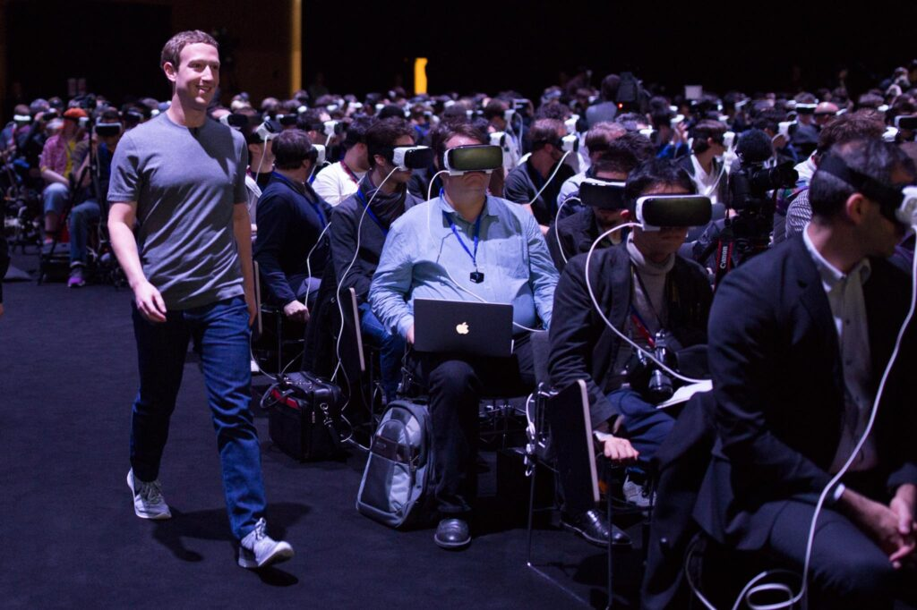 Facebook Ekibi VR ve AR Teknolojileri İçin Çalışıyor