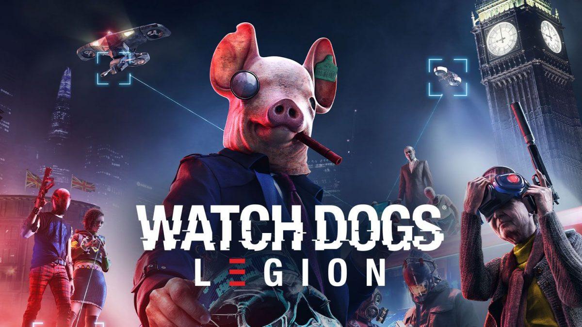 Watch Dogs : Legion İçin Çapraz Platform Desteği Geliyor