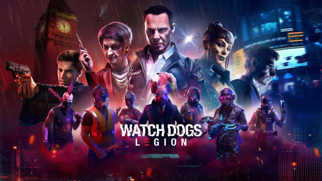 Watch Dogs : Legion için çapraz platform desteği