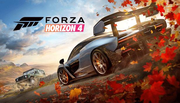 Forza Horizon 4 Steam Platformunda !
