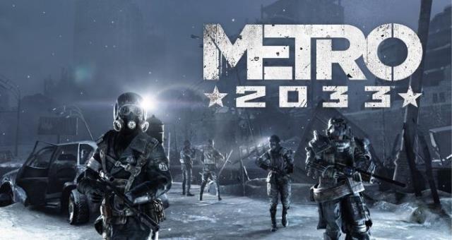 Metro 2033 Ücretsiz Olarak Steam'de