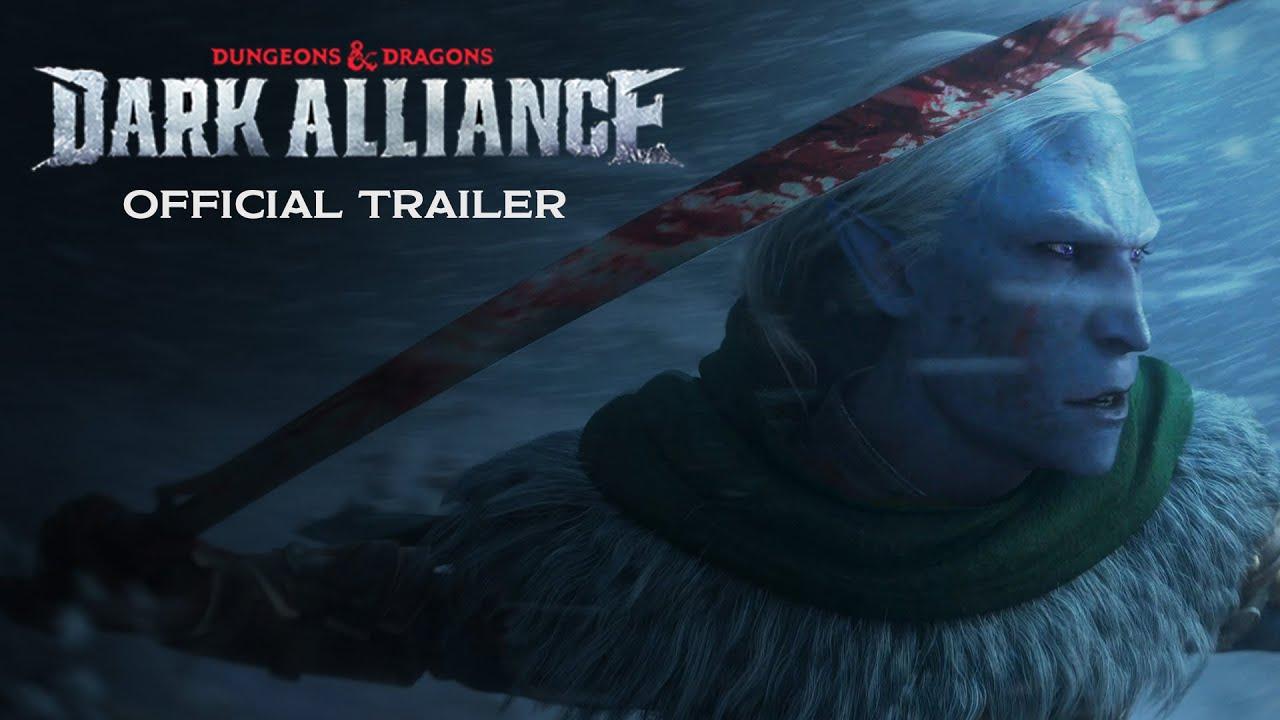 Dark Alliance Oynanış Fragmanı