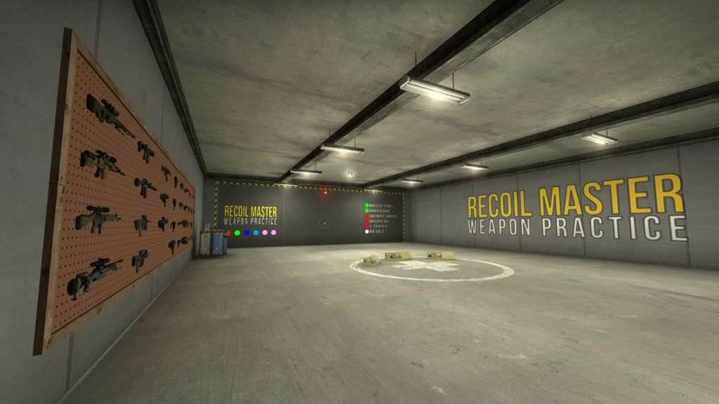 recoil master