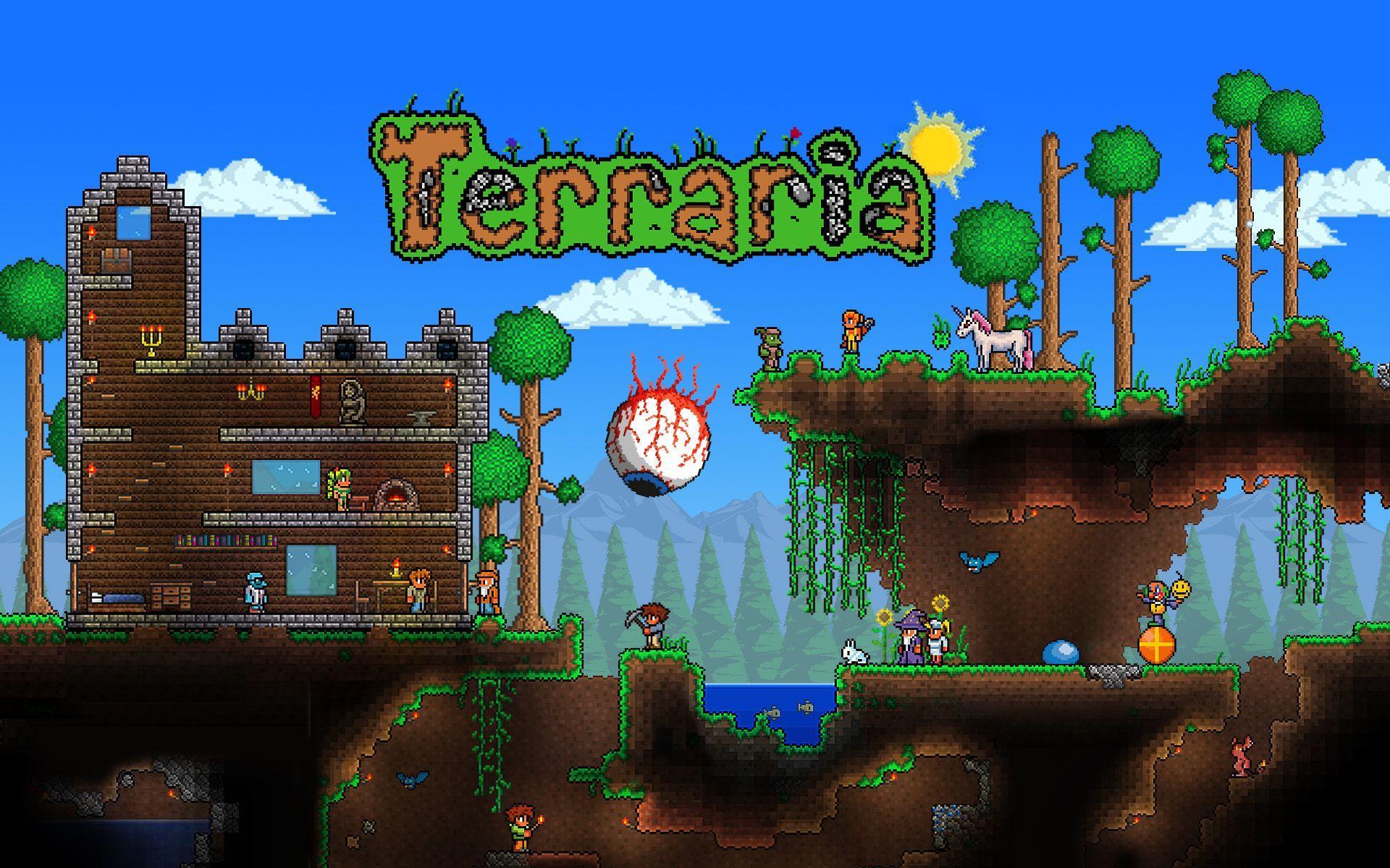Terraria Başarısını Kanıtladı