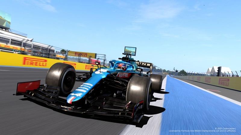 F1 2021 sistem gereksinimleri