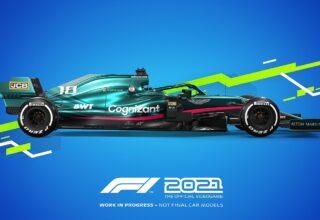F1 2021 Çıkış Tarihi Belli Oldu
