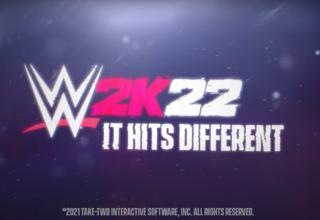 WWE 2K22 Duyuruldu