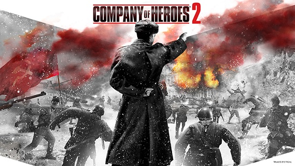 Company of Heroes 2 Oyunu Steam Mağazasında Ücretsiz Olacak