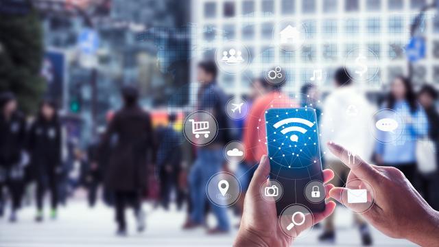 Artan WiFi Sinyalleri Diğer Cihazlara Güç Sağlayacak