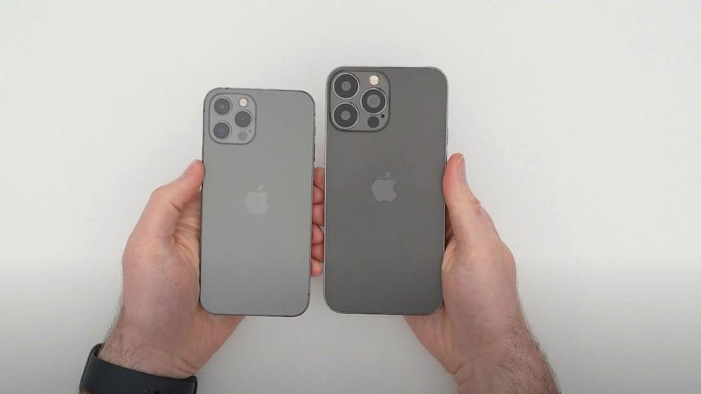 Yeni iPhone 13 Pro'nun Görüntüsü Sızdırıldı