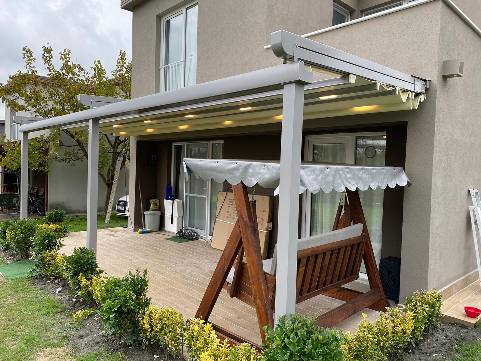 Balkonlara Özel Tente Fiyatları