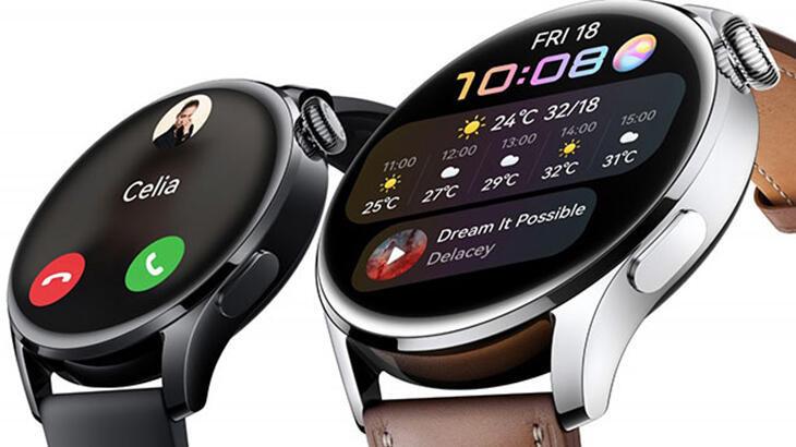 Huawei, Watch 3 Cihazını Tanıttı