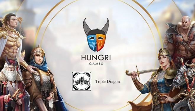 Türk Oyun Şirketi Hungri Games'e Milyon Dolarlık Yatırım