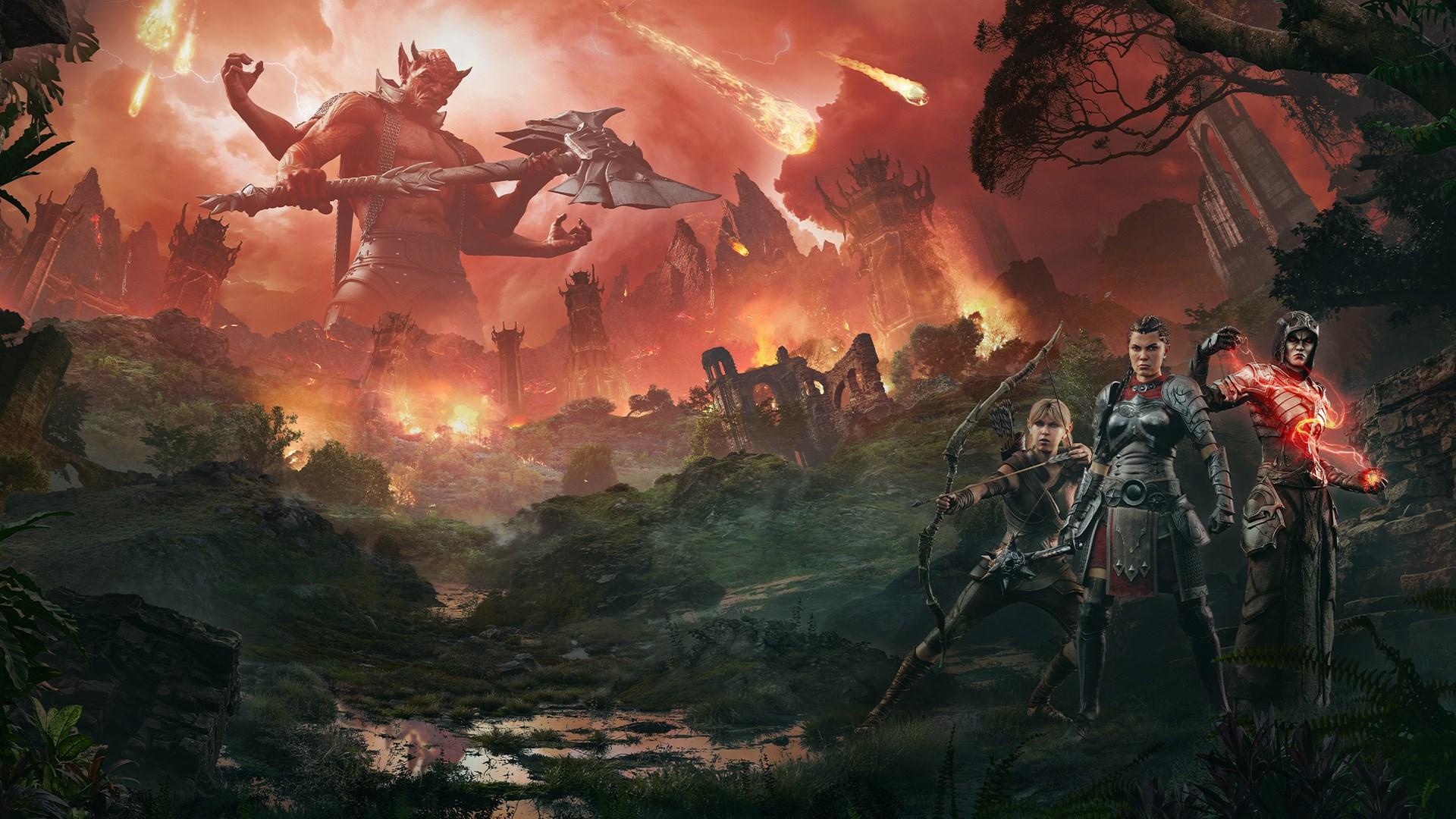 The Elder Scrolls Online: Blackwood Oyunu ve Sistem Gereksinimleri