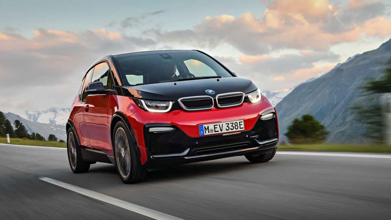 Elektrikli BMW i3'ten Sevenlerini Üzen Haber