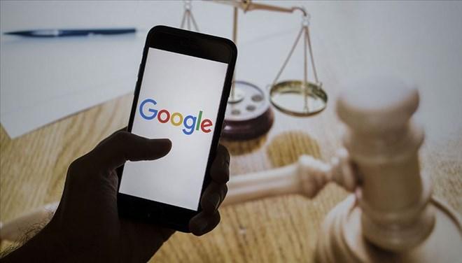 Fransa, Google'a 220 Milyon Euro'luk Ceza Kesti