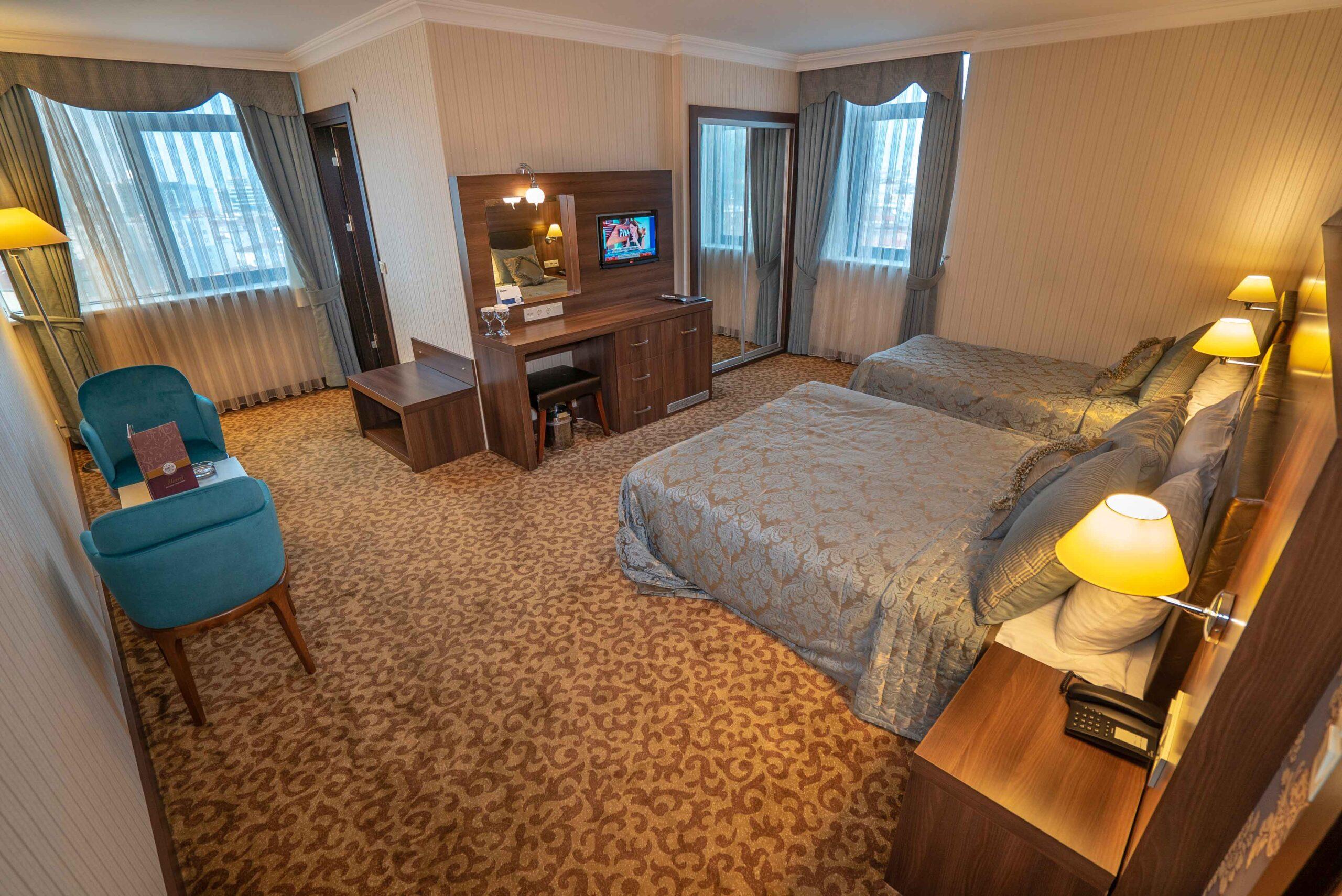 MaCity Hotel ülkemiz turizmine katkıda bulunuyor
