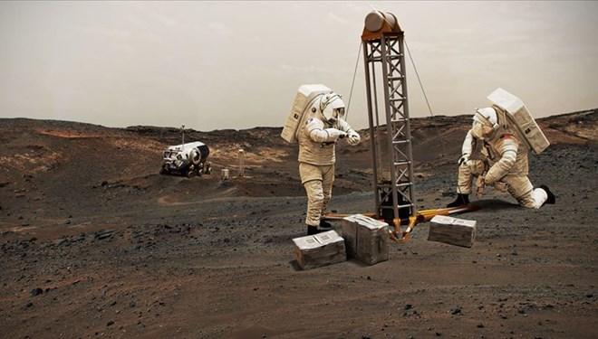 NASA Uzay Yarışı Hakkında Açıklamalarda Bulundu