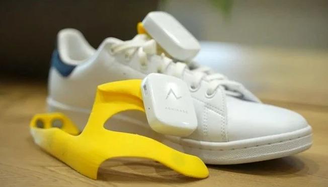 Görme Engelli Vatandaşlar İçin Navigasyonlu Ayakkabı Üretildi
