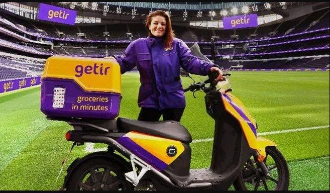 """Dünyaca Ünlü Futbol Takımının Sponsoru """"Getir"""" Oldu"""