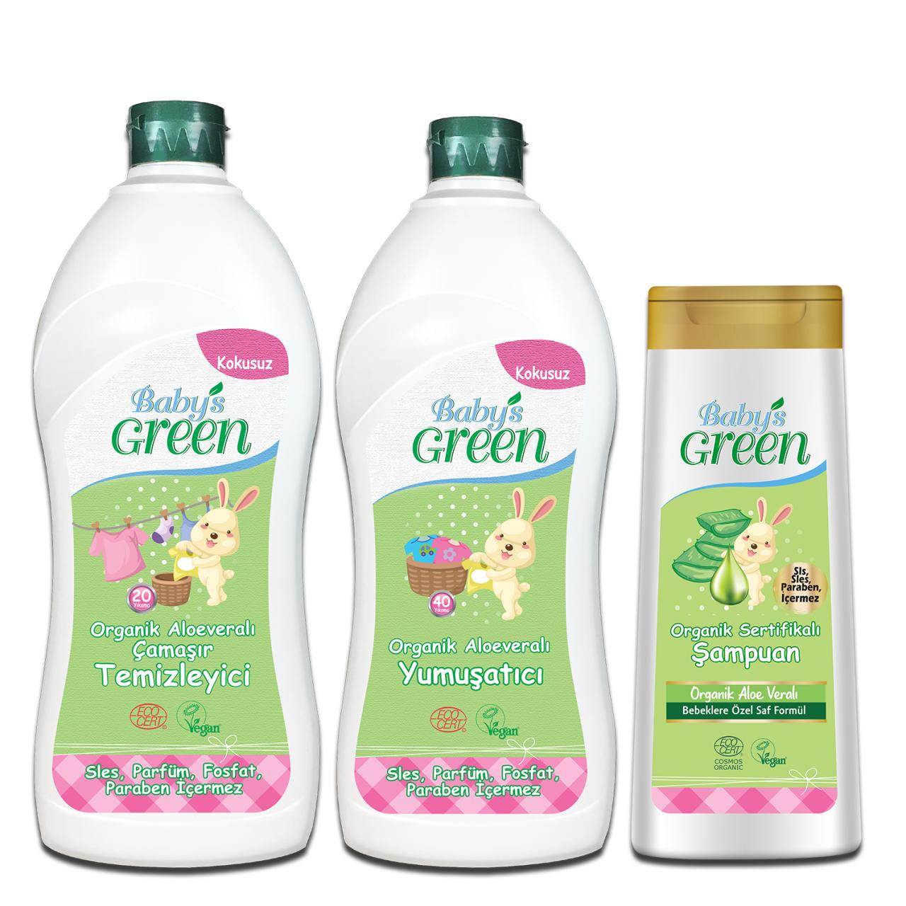 Bebeğiniz İçin İdeal Güvenilirlik, Yeşil Anne!