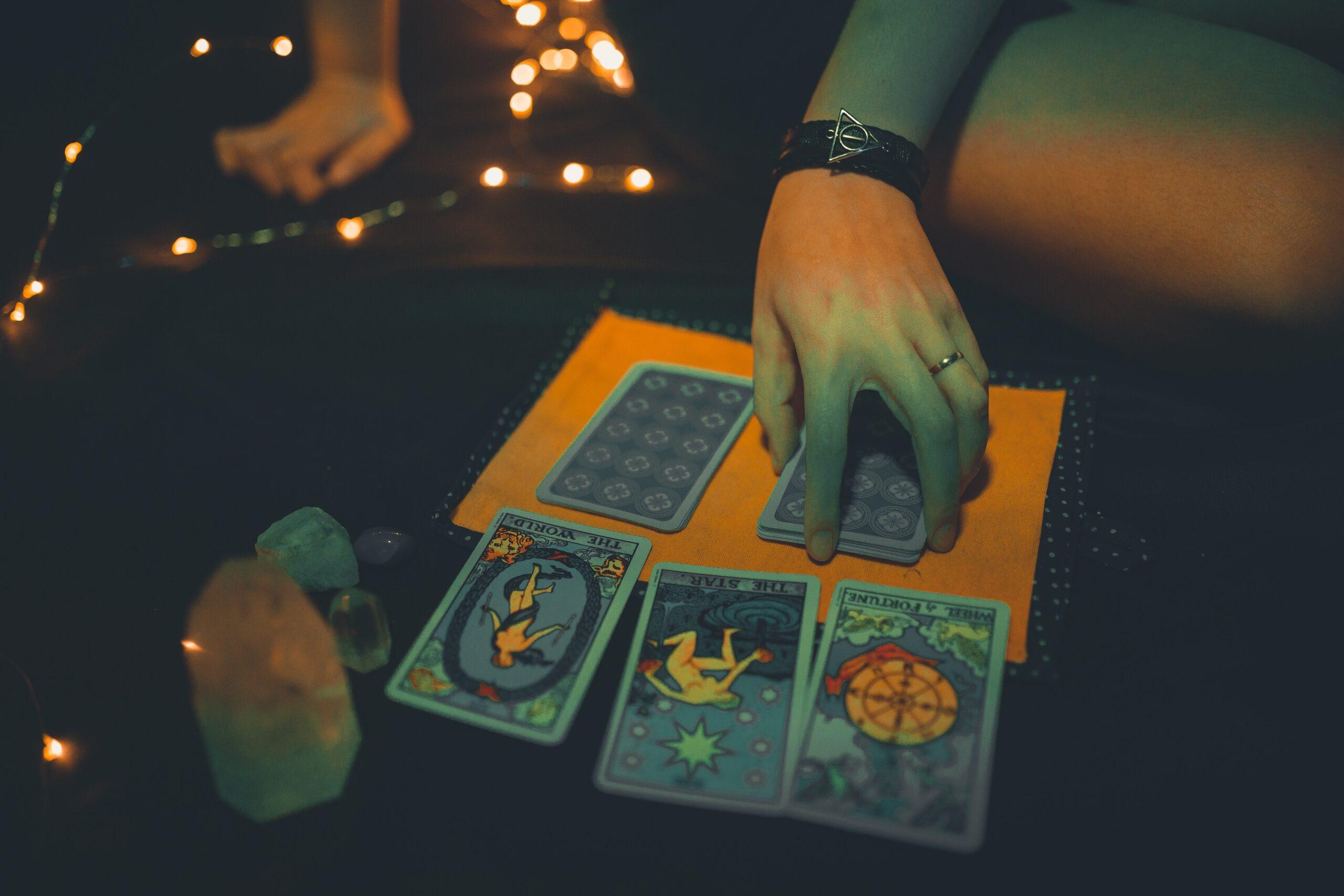 Tek Kart Tarot Falı Hakkında